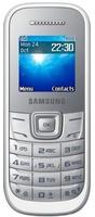 Samsung E1200 White