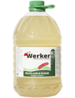 Sticla sodica lichida Werker 6,5 kg