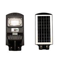 Светодиодный уличный светильник с солнечной панелью Elmos 30 Вт LED