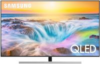 TV  LED Samsung QE75Q80RAUXUA, Silver