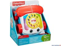 Telefon amuzant Fisher-Price, cod FGW66