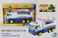 Baby Mix  PL-432384 Полицейская машина