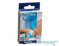 Emplastru Pharma Doct  N1 100cmx6cm Clasic,impermeabil,cul.pielii (110123)