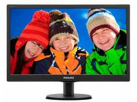 "18.5"" PHILIPS LED 193V5LSB2 Black"