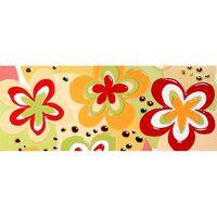Latina Ceramica Фриз Flores Urban 7.5x25см
