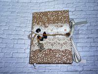 Дневник с кулоном