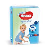 Huggies Трусики Boy 5 (13-17 кг.) 15 шт.