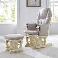 Кресло-качалка для кормления Tutti Bambini GC 35 Vanilla