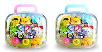 DELI Пластилин DELI 3D 7044 12 цветов, фигурки