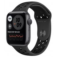 Apple Watch Nike SE 40mm Space Gray Aluminium Case With Anthracite/Black Nike Sport Band, MYYF2