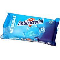 Салфетки влажные NATURELLE Antibacterial 48 штук