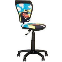 Кресло MINISTYLE GTS Turbo цветная ткань