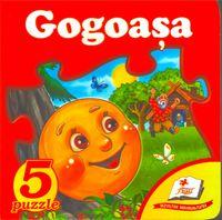 Gogoasa 5 puzzle