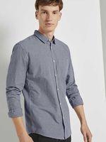 Рубашка TOM TAILOR Черно-белый 1022744 tom tailor