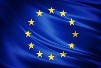 Флаг UE 1.0x2.0м