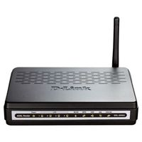 D-Link DSL-2650U/NRU/C, Wireless ADSL Router 150Mbps 4-Port 10/100Mbps 3G