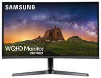 "32.0"" SAMSUNG ""C32JG50QQI"", Black (Curved-VA 2560x1440, GAMING 144Hz, 4ms, CR3000:1, 250cd, DP+HDMI)"
