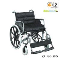 Инвалидная кресло-коляска XXL