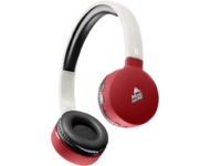 Наушники CellularLine MusicSound White Red