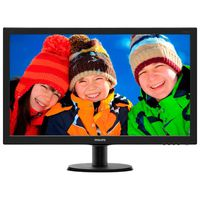 Monitor Philips 273V5QHAB Black