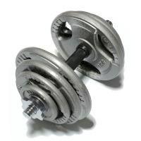 cumpără Set gantere reglabile metal 10 kg în Chișinău