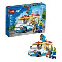 LEGO City  Camion de înghețată, art. 60253