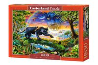 Castorland Howling Wolves C-151356