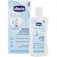Chicco Пена для купания Natural Sensation,200 мл