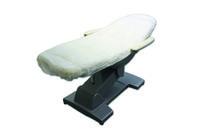 Простынь на резинке для кушетки прорезиненная (90*220cm.) - 1 шт.