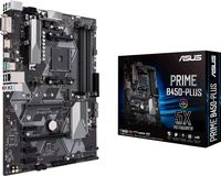 MB AM4 Asus PRIME B450-PLUS  ATX