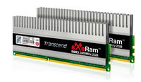 RAM DDR3-2400MHz 4GB,Transcend aXeRam 11-12-11-29, 1.65v, with High-ef