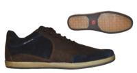 Кожанные кроссовки BELKELME (08359 - 3 /137 )