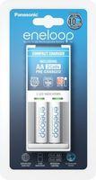 Зарядное устройство для аккумуляторов AA/AAA Panasonic Eneloop K-KJ50MCC20E