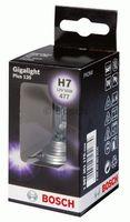 Лампа H7 12V 55W PX26D GIGALIGHT Plus 120%, Bosch 1987301170