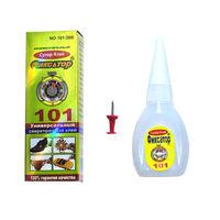 cumpără Adeziv universal lichid  Super Glue 20 g 101 în Chișinău
