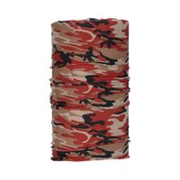 Wind WDX Headwear Camouflage Red, 1169