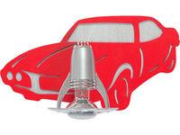 купить Nowodvorski Бра AUTO I red 4053 в Кишинёве