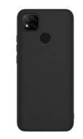 Чехол ТПУ Xiaomi Redmi 9C, Solid Black
