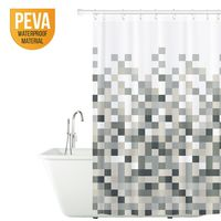 Штора для ванной комнаты MOSAIC 180х180 см, PEVA.18181