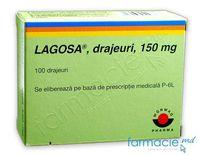 Лагоса, таблетки 150 мг N100