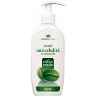 Crema anticelulita forte cu extract de cafea verde