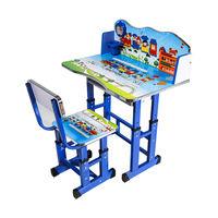 Детский столовый гарнитур со стулом 593 синий