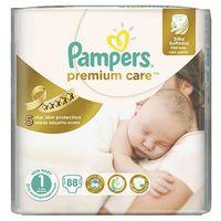 Pampers Подгузники Premium Care 1, 2-5 kг, 88 шт
