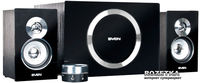 "Speaker Sven ""MS-1085"" black 46w/20w+2X13w 2.1"