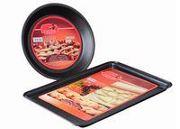 купить Противень для выпечки Cucina 37X26X1.5cm, металл в Кишинёве