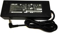 AC Adapter Charger For Asus 19V-6.32A (120W) Round DC Jack 5.5*2.5mm Original