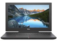 "DELL Inspiron Gaming 15 G5 Black (5587), 15.6"" IPS FullHD (Intel® Hexa-core™ i7-8750H 2.20-4.10GHz (Coffee L), 16Gb(2x8) DDR4 RAM, 1.0TB+256GBSSD,GeForce® GTX1060 6GbDDR5, CardReader, WiFi-AC/BT5.0, 4cell,HD720p Webcam,Backlit KB, RUS,Ubuntu,2.61kg )"