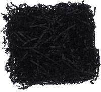 Бумажный наполнитель чёрный, 30 гр, 4 см