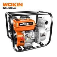 Мотопомпа 500L/min Wokin