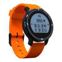купить Smart Watch Smartch IP68 waterproof S200 MTK2502 sport Heart Rate Monitor Supporting Swimming PedometerPKw51 в Кишинёве